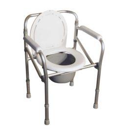 Ayuda Sanitaria Aluminio Fija