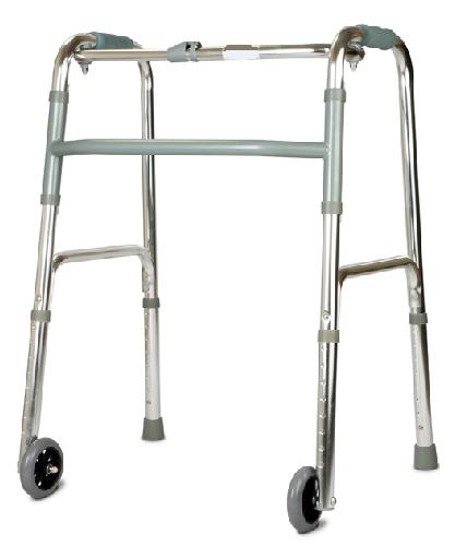 caminador ruedas