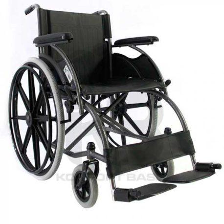 silla-de-ruedas-en-acero-con-apoyabrazos-y-reposapies-fijos-rin-estrella